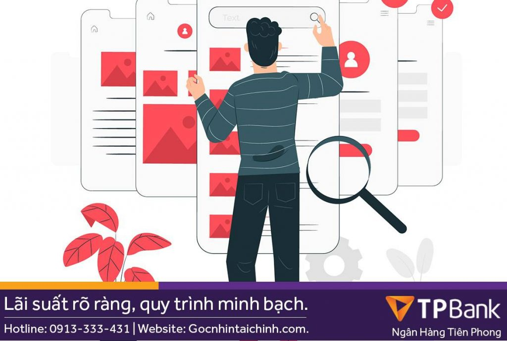 Kinh nghiệm kiểm tra hồ sơ vay TPBank.