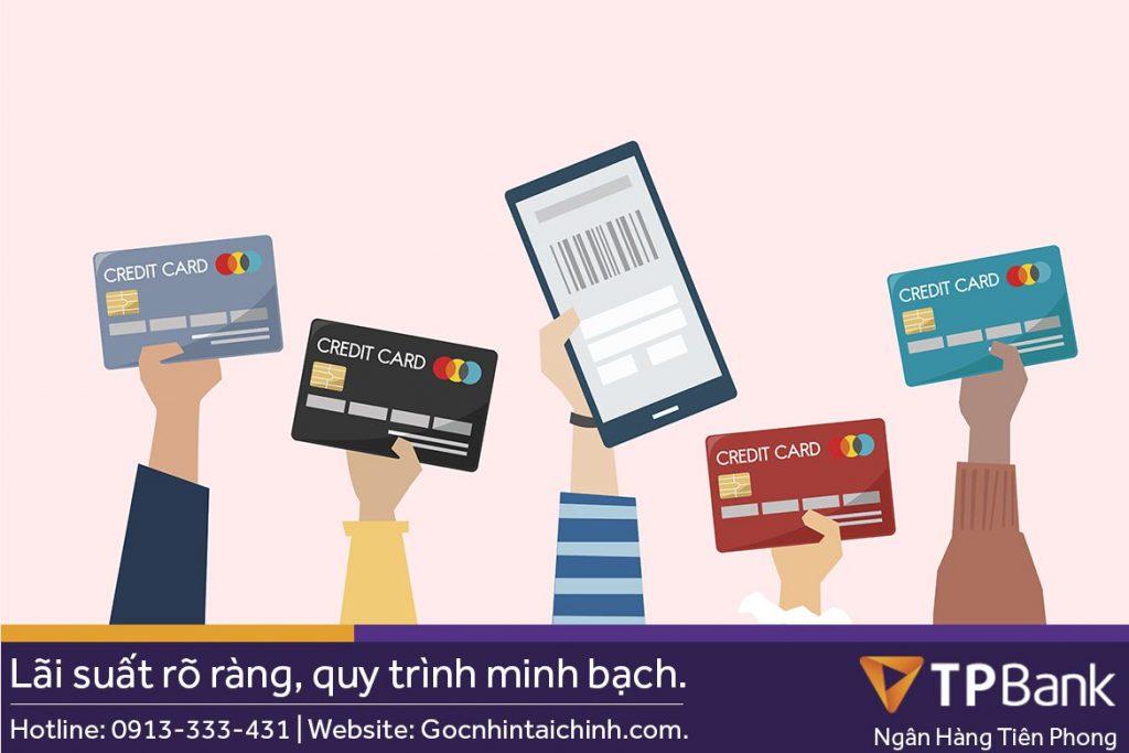 lấy lại số tài khoản TPBank