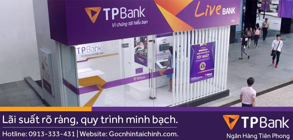 Nạp tiền Livebank TPBank.