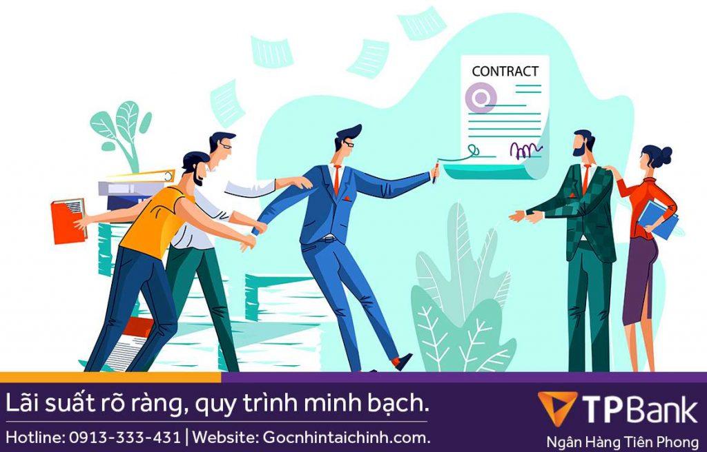 Quy trình thẩm định vay tín chấp TPBank có thực sự khó?