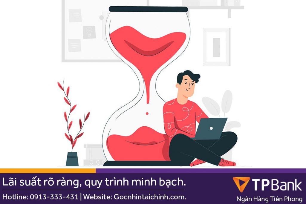 TPBank giải ngân bao lâu?