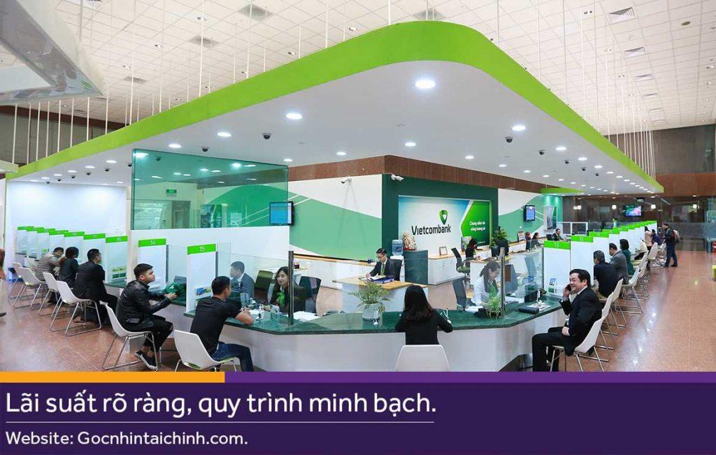 Cách đổi tiền mới ở ngân hàng Vietcombank như thế nào?