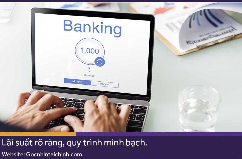 Chuyển Qua Internet Banking.