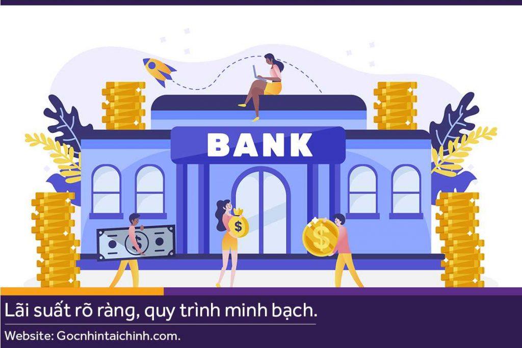 danh sách các ngân hàng cho vay nợ xấu nhóm 5