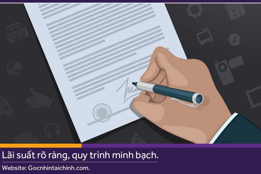 Shinhan Bank có hợp đồng tín dụng không?