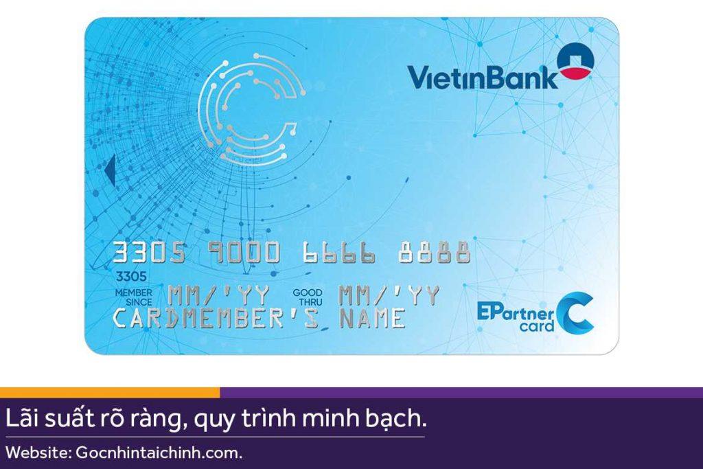 Thẻ ATM Vietinbank là gì?