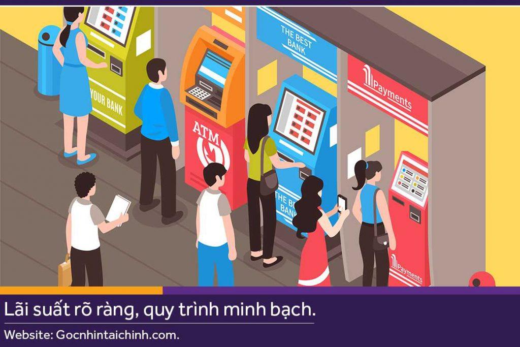 Xem số tài khoản ngân hàng Vietcombank ở đâu?