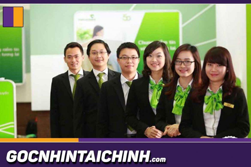 Quá trình hình thành ngân hàng Vietcombank.