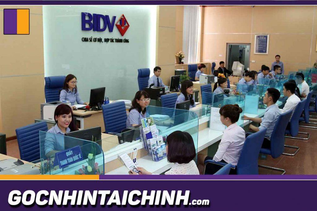 BIDV là ngân hàng gì