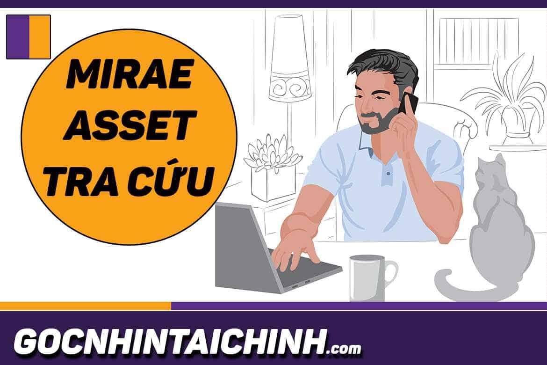 Mirae Asset tra cứu