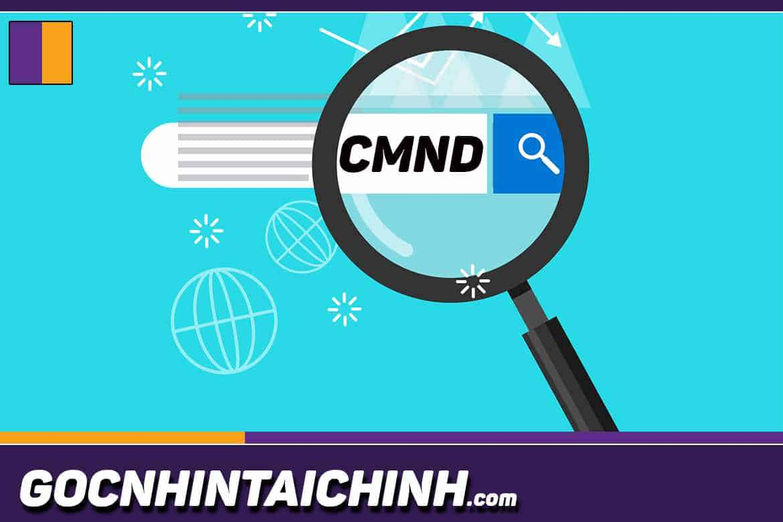 tra cứu số CMND Online