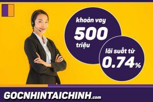 Vay tín chấp Shinhan Bank