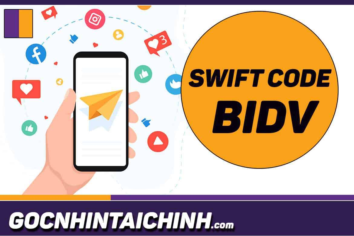 Swift Code BIDV