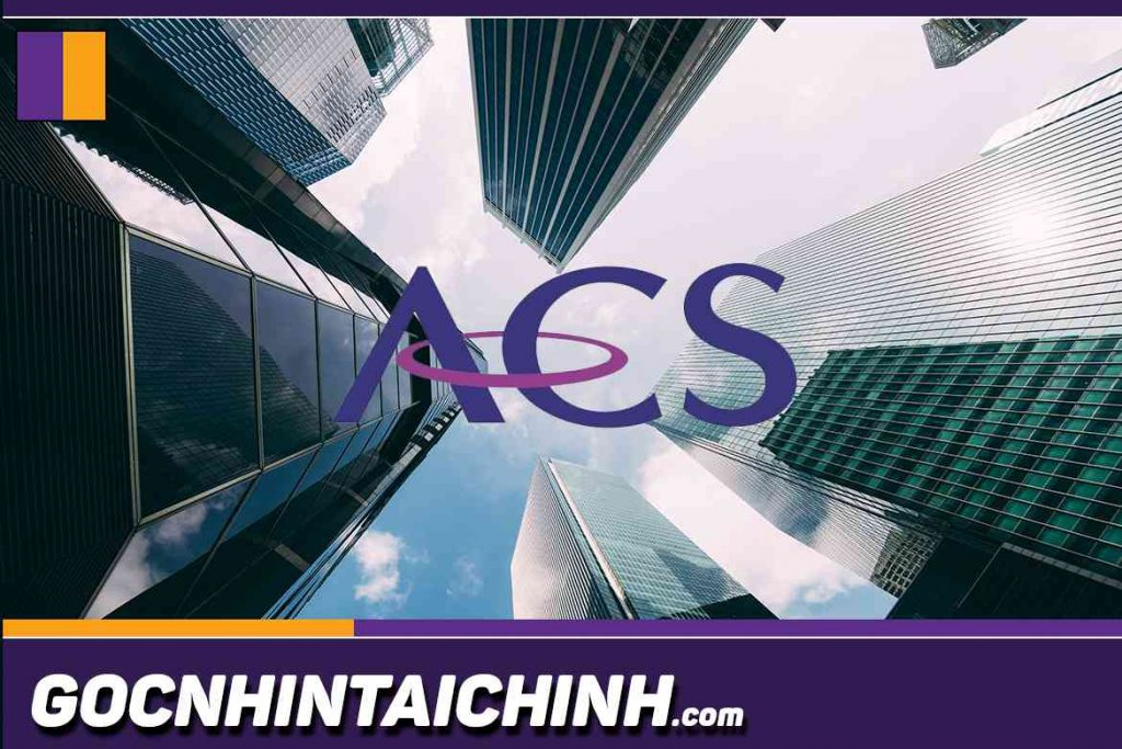 ACS là công ty tài chính gì?