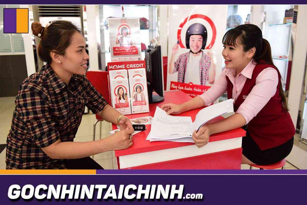 Đôi nét về Home Credit Việt Nam.