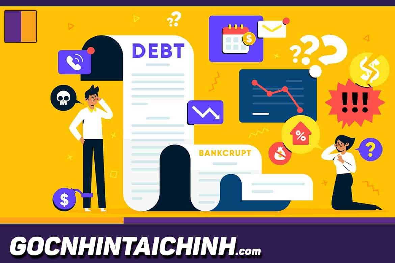 Có danh sách nợ xấu ngân hàng VPBank không?