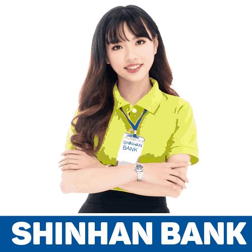 Shinhan Bank Staff