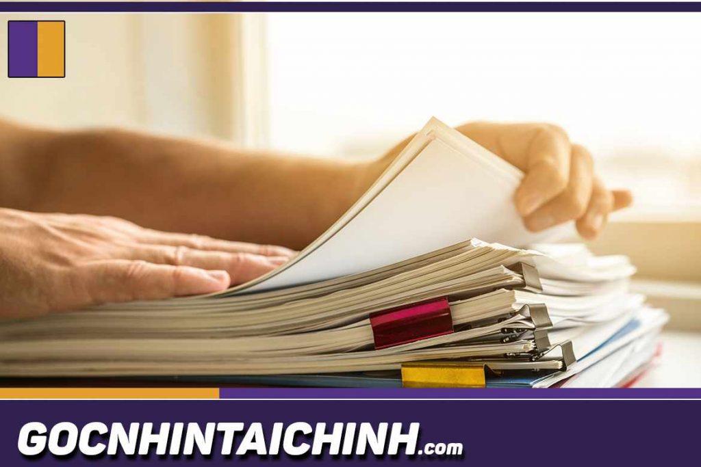 Cần lưu ý những gì khi chuẩn bị hồ sơ vay vốn ngân hàng?