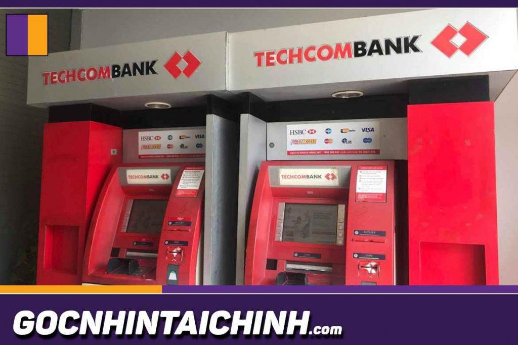 Đôi nét về thẻ ATM Techcombank.