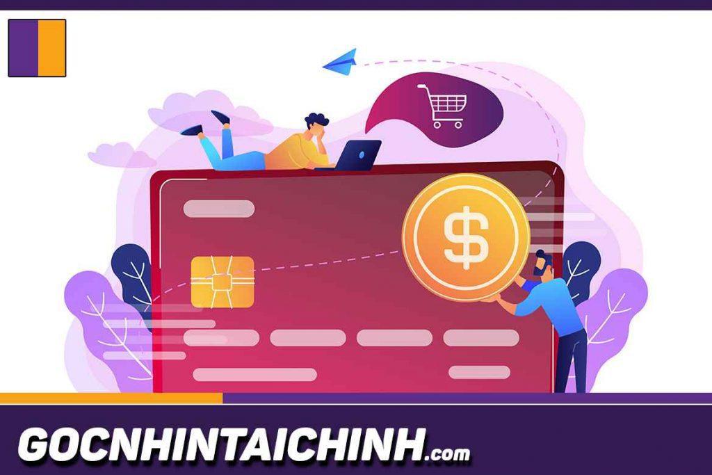 Hồ sơ, quy trình mở thẻ tín dụng bằng sổ tiết kiệm.