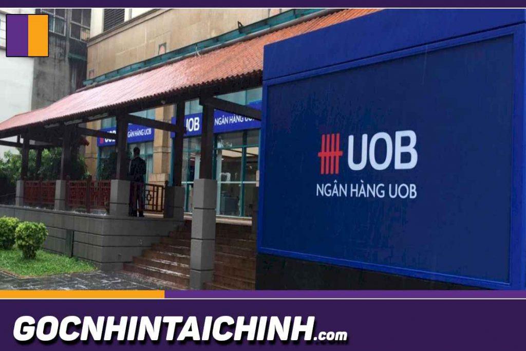 UOB là ngân hàng gì?