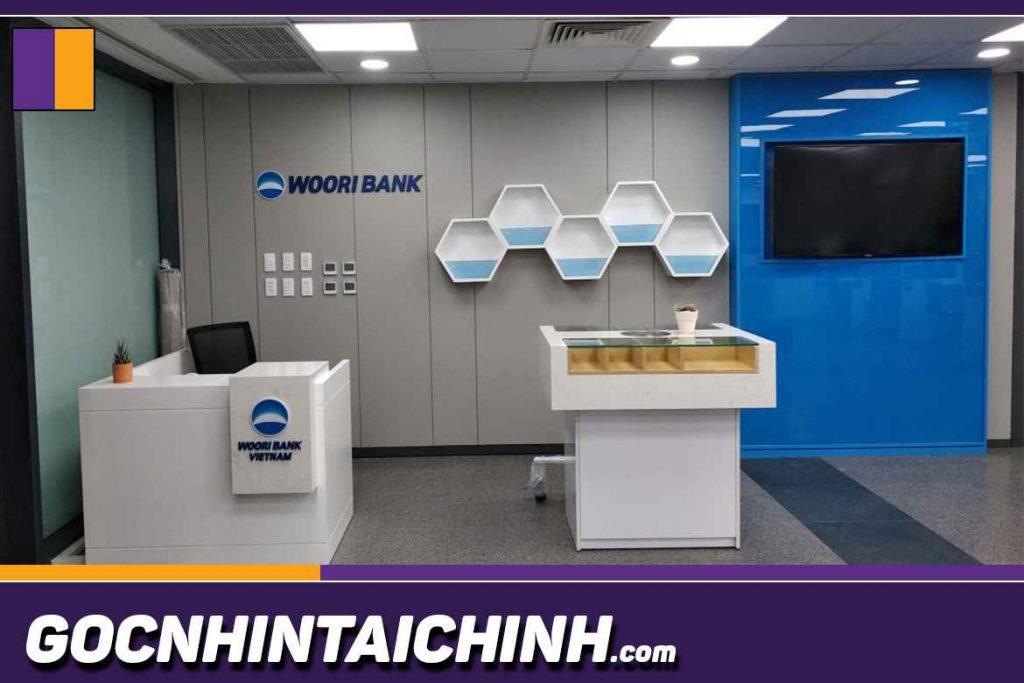 Woori Bank là ngân hàng gì?