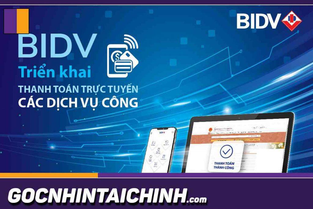 Mật khẩu BIDV Online là gì?