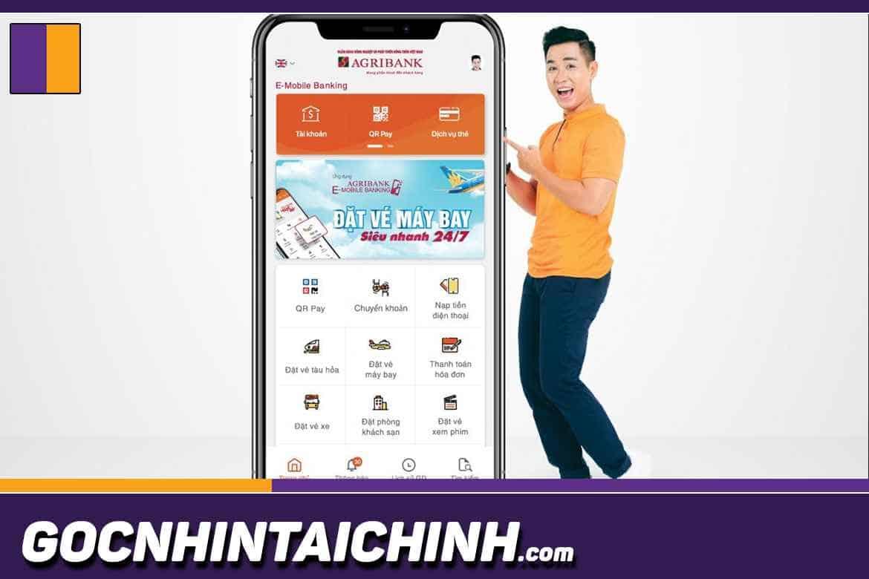 đăng ký Mobile Aanking Agribank Online