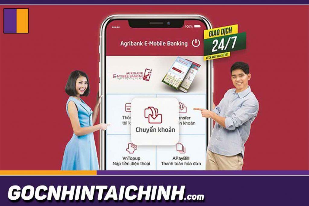 E-Mobile Banking AgriBank là gì?