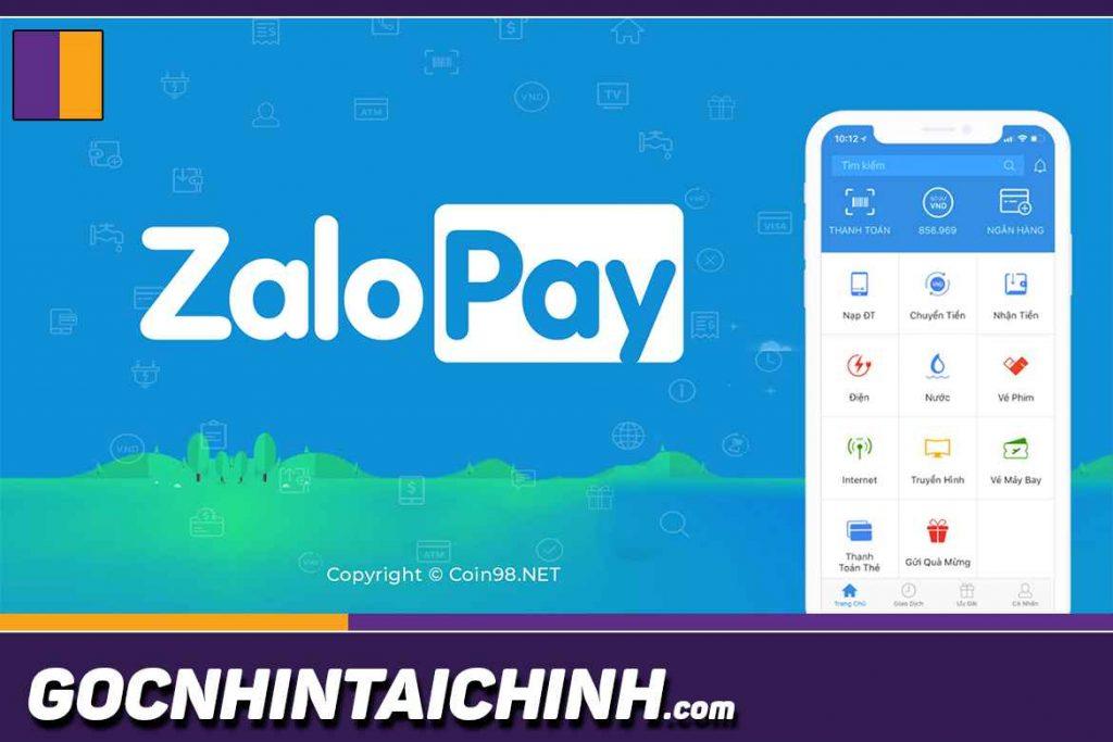 Những ưu điểm khi sử dụng ứng dụng ZaloPay.
