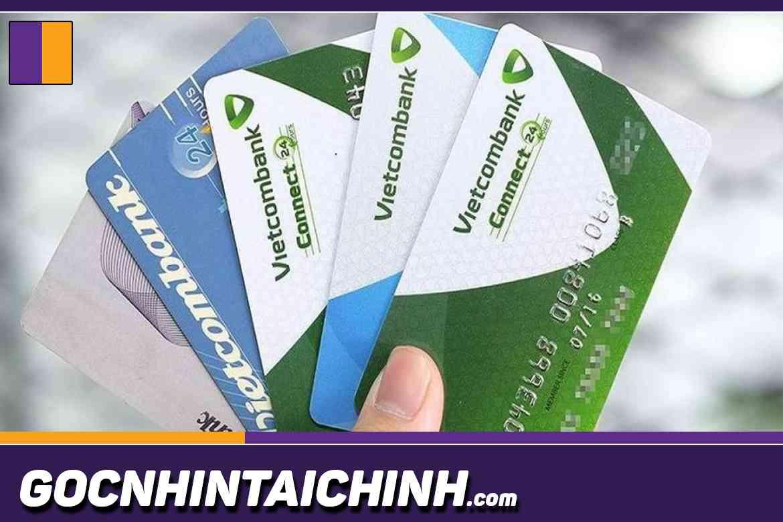 Hạn mức rút tiền ATM Vietcombank