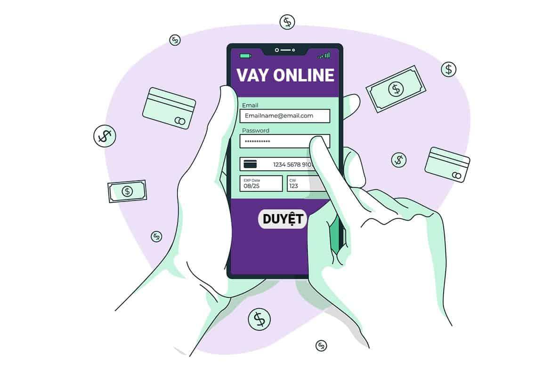 Vay online có tiền ngay