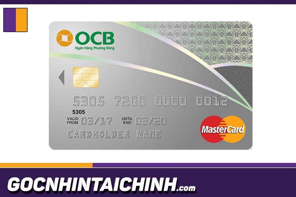 Cách làm thẻ ATM online OCB.
