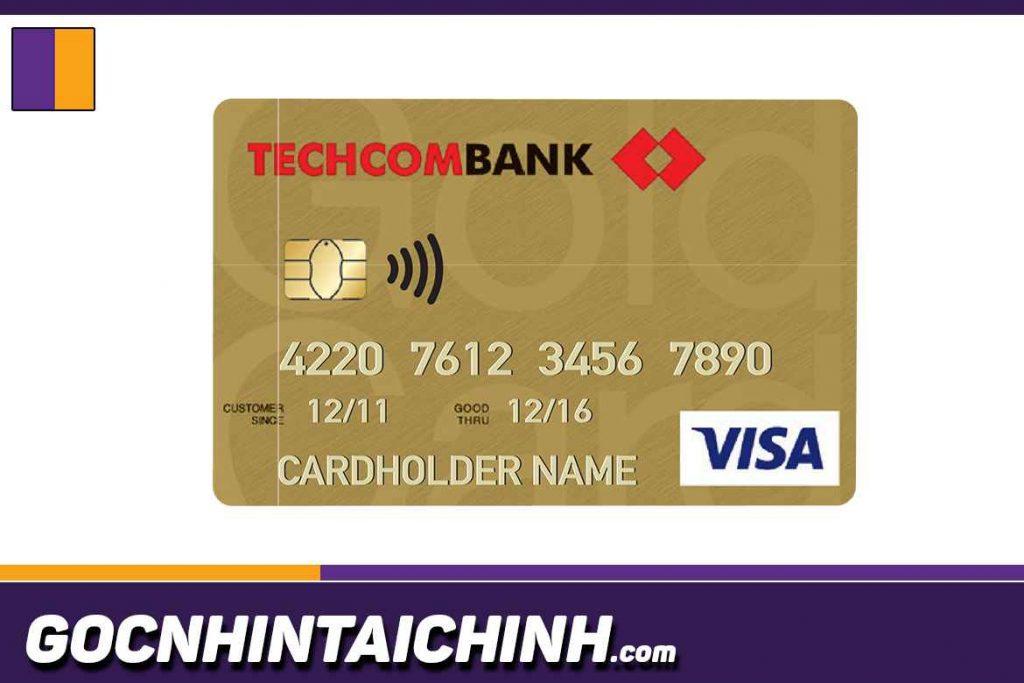 Cách làm thẻ ATM online Techcombank.