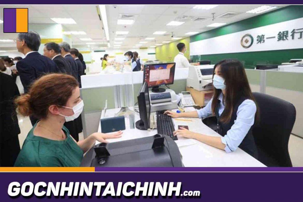 Chi nhánh ngân hàng First Commercial Bank Việt Nam.