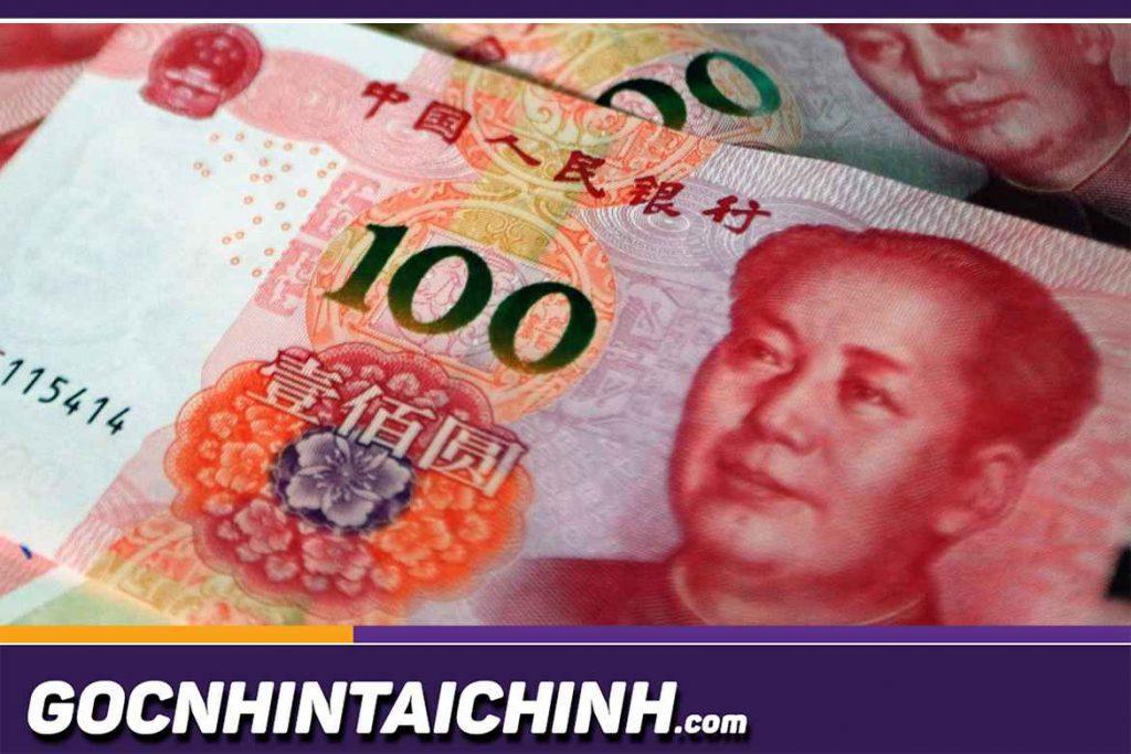 1 Nhân dân tệ bằng bao nhiêu tiền Việt