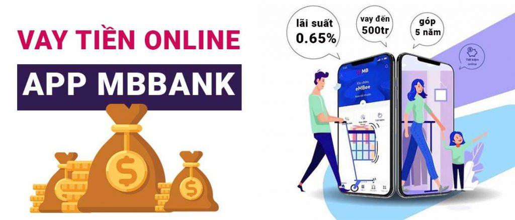 vay tiền online tải app mbbank