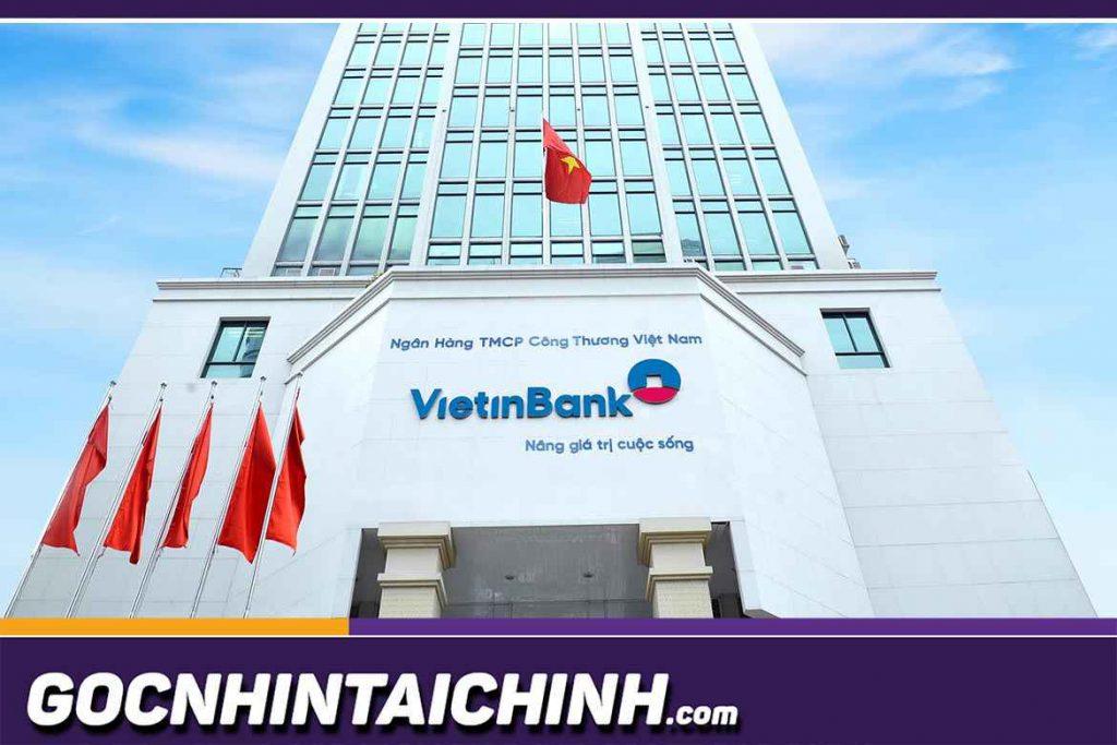 Ngân hàng thương mại cổ phần công thương Việt Nam - Vietinbank được thành lập và hoạt động từ năm 1988