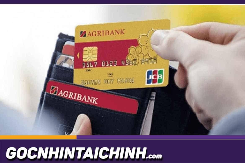 Danh sách: Cách loại thẻ ATM Agribank