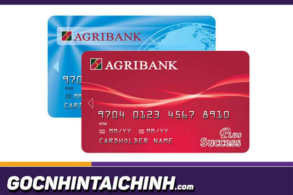 Thẻ ghi nợ nội địa Agribank.