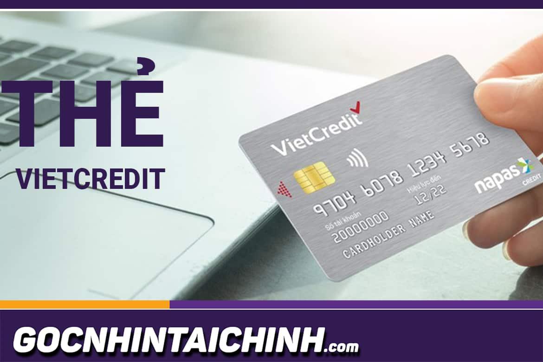 Trả lời: Thẻ Vietcredit có chuyển khoản được không?
