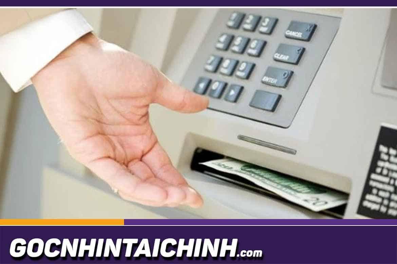 Cách rút tiền không cần thẻ ATM và CMND