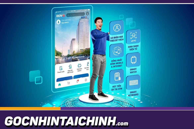 Lưu ý gì khi thay đổi số điện thoại Smart Banking BIDV online?