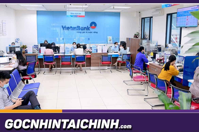 Mở khóa thẻ ATM Vietinbank tại quầy giao dịch ngân hàng